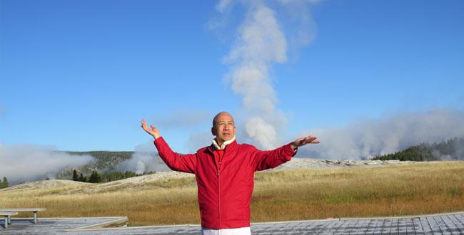 黄石超级火山--保护大黄石生态系——延缓超级火山爆发。